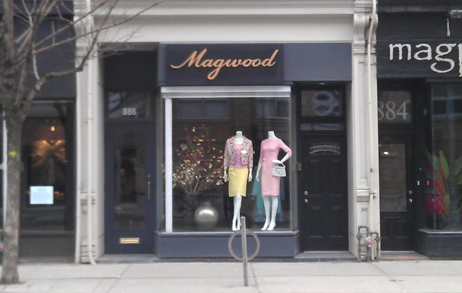 Upscale vintage shop Magwood moves to Queen Street West