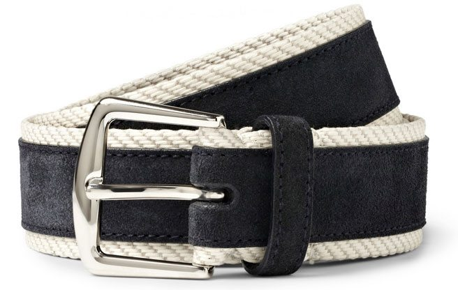 The Find: 10 stylish men's belts to cap off a casual outfit