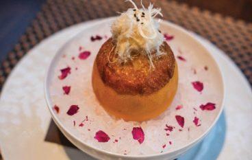 Monday Must-Try: Café Boulud Grapefruit Grivé
