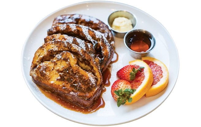 Must-Try: buttermilk-custard French toast at Emma's Country Kitchen