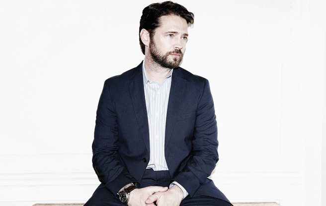 Spotlight: former teen heartthrob Jason Priestley stars in David Mamet's theatrical scorcher Race