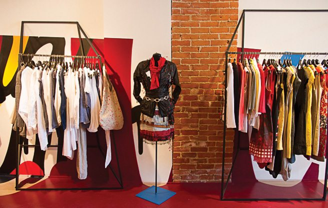 Store Guide: Annie Aime, a Euro-centric new Ossington boutique from a Yorkville retail veteran