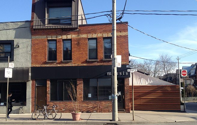 THR & Co., the new spot from the Harbord Room team, is set to launch in May