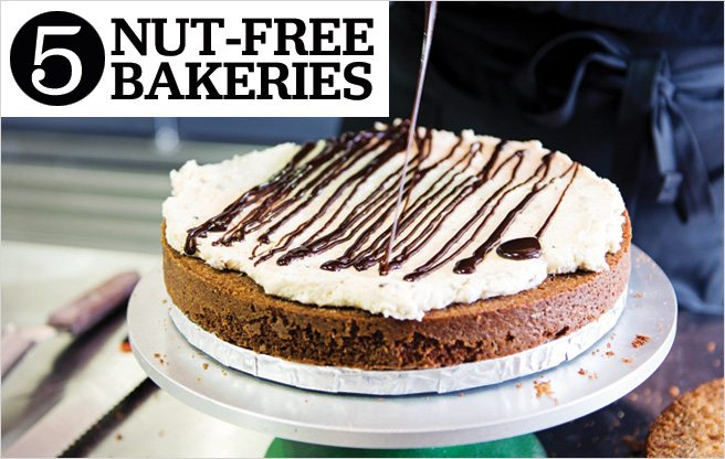 Toronto Life Eating and Drinking Guide 2013: Nut-Free Bakeries