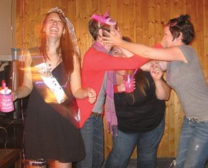 Dear Wedding Diplomat: Is it sexist to exclude a close male friend from my bachelorette party?