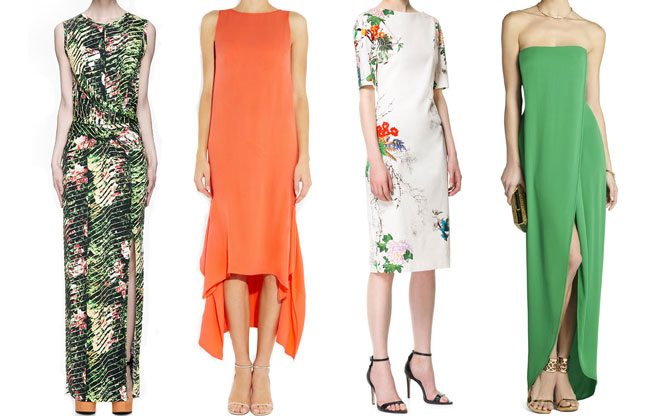 The Find: 10 dresses perfect for wearing to summer weddings