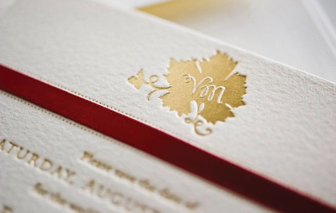 Wedding Guide 10 Top Spots To Get Wedding Invitations In Toronto