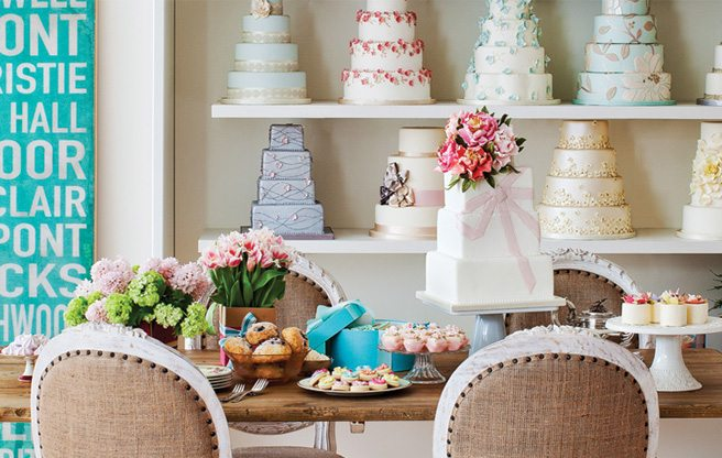 Wedding Guide: the best places to buy wedding cakes in Toronto