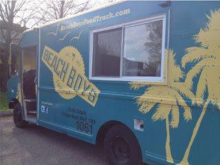 Beach Boys Food Truck