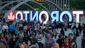 Fast in the 6 invites Toronto to celebrate its message of Diversity.Unity.Prosperity. for its second annual celebration in Nathan Phillips Square