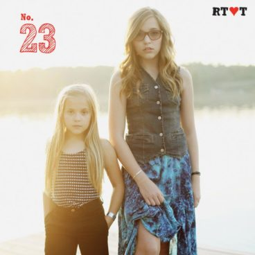 No. 23 | Because our country stars are real farm girls