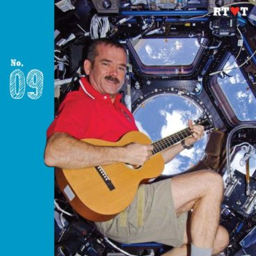 No. 09 | Because Chris Hadfield is a celestial rock star