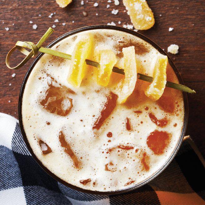 Recipe: a ginger-spiked rum cocktail from Momofuku bartender Benjamin Deacon