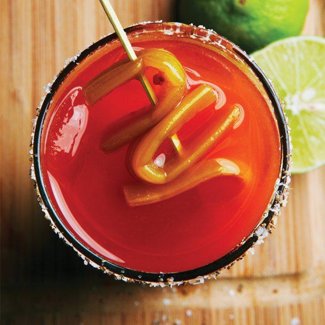 Toronto Life Cookbook 2012 Recipe: Marmite Caesar