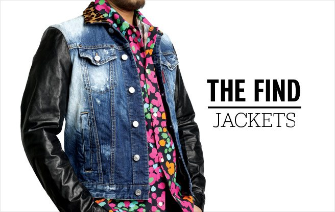 The Find: the best close-fitting denim jackets for men