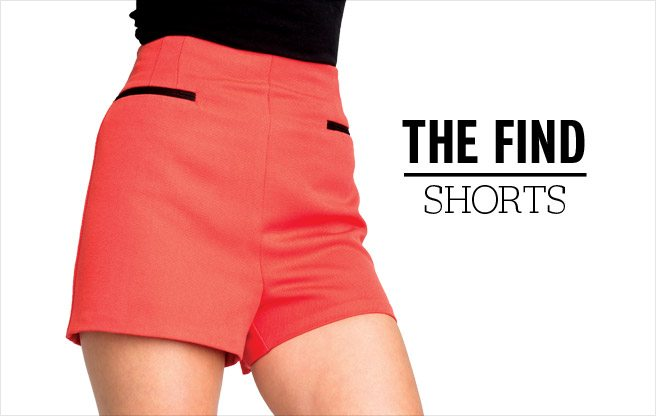 The Find: our favourite extra-short shorts for summer, starting at $35