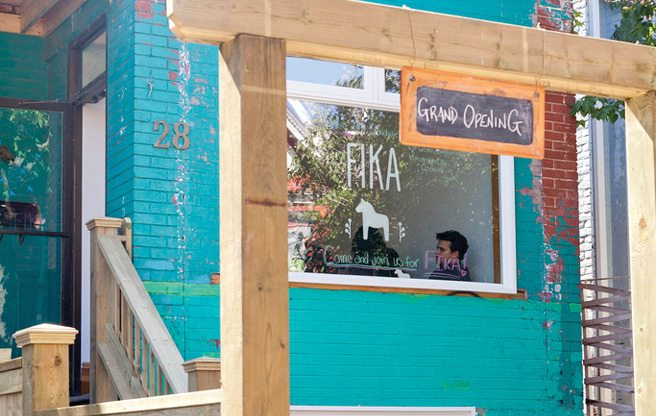 Introducing: Fika, a charming new café in Kensington Market from Victor Barry and Nikki Leigh McKean