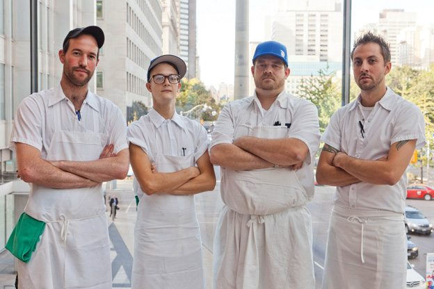 Matt Blondin is no longer at Momofuku Daishō