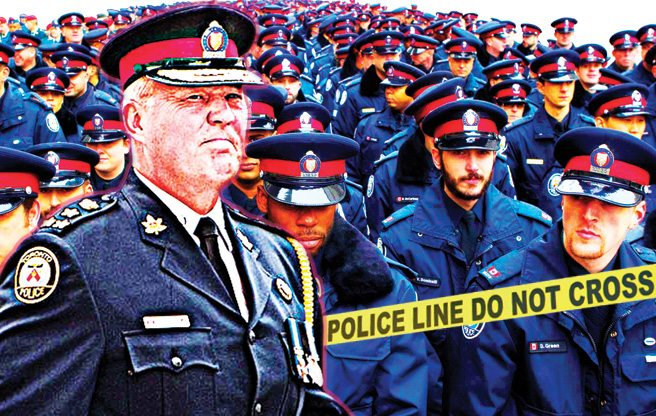 Philip Preville: Does Toronto really need a $1-billion police force?