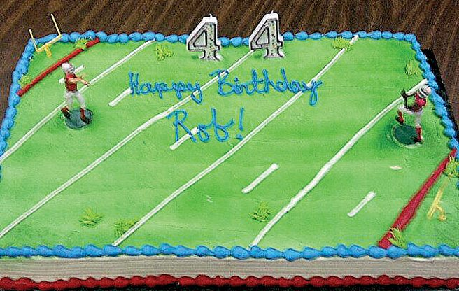 Rob Ford Photo LOLz: The Mayor Gets The Saddest Birthday Cake Ever