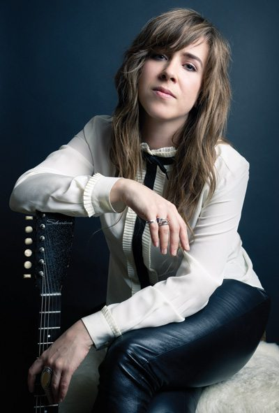 Spotlight: Serena Ryder shakes off the blues and scores the biggest hit of her career