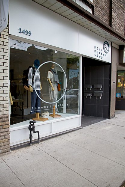 682fa70190e Store Guide  Blue Button Shop brings sophisticated Japanese clothing and  accessories to Dundas West