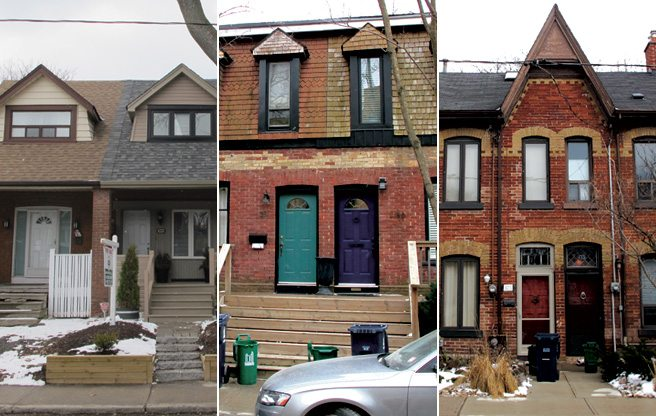 The Chase: long-distance lovers win a bidding war on the perfect house near Queen and Broadview