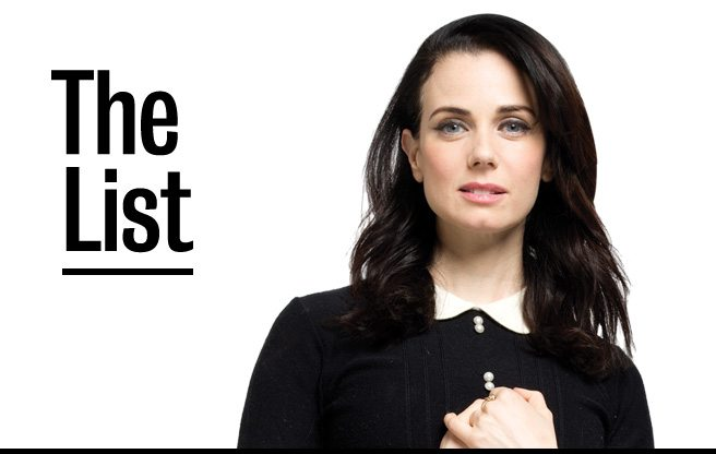 The List: 10 things Defiance star Mia Kirshner can't live without
