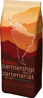 Tim Hortons is making a new blend of coffee for the first-time ever