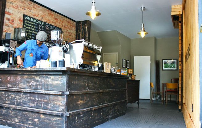 Another indie coffeehouse comes to the Junction