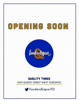 A new restaurant and bar is coming to Parkdale