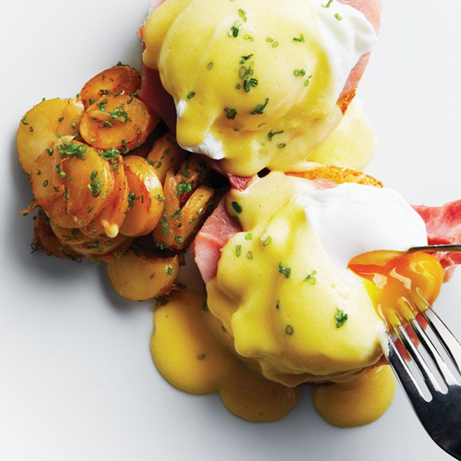 Toronto Life Cookbook 2012 Recipe: Eggs Benedict