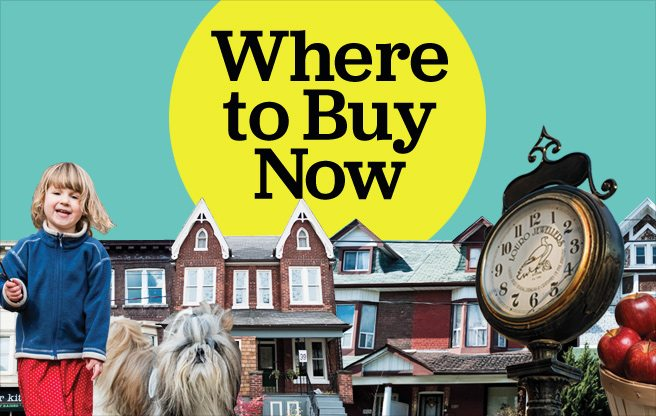 Where to Buy Now 2013: the city's top 10 neighbourhoods for high-return real estate