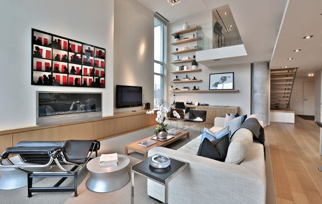 Condo of the Week: $2.5 million for an Annex suite with spectacular soaring ceilings