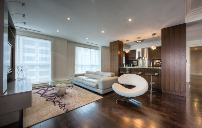 Condo of the Week: $3.8 million for two units combined into one four-bedroom suite in Yorkville