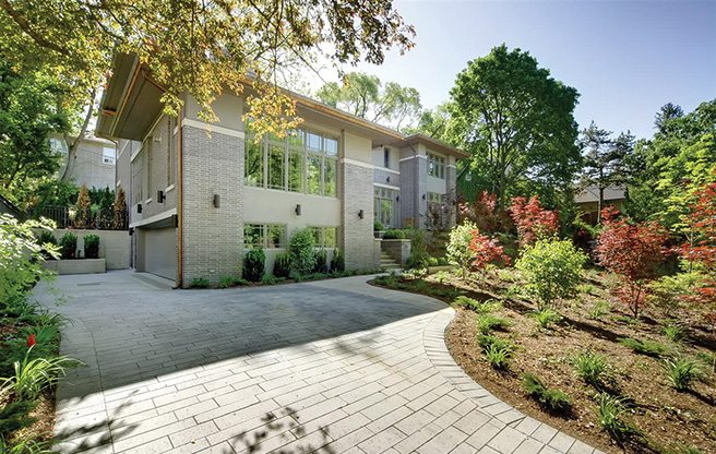 House of the Week: $5.5 million for a brand new Wychwood Park home with a backyard tennis court