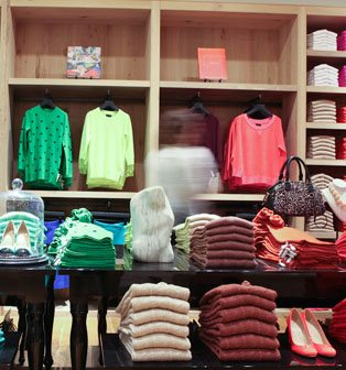 J.Crew is rumoured to be opening a Bloor Street store