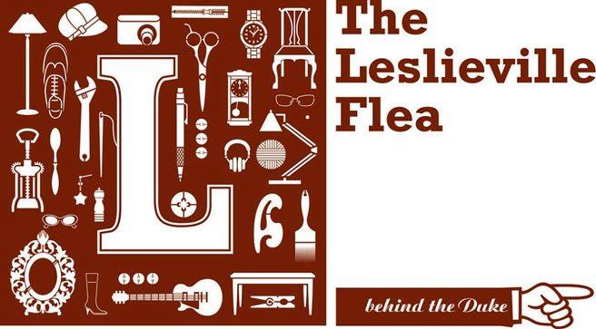 Leslieville gets a monthly outdoor flea market