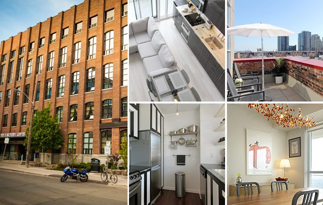 Condo Showdown: five Liberty Village units for under $550,000