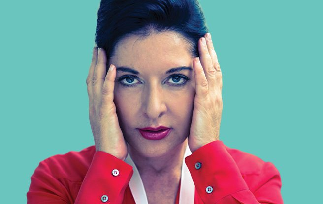 The Argument: Why we can't stop gawking at Marina Abramović's pain