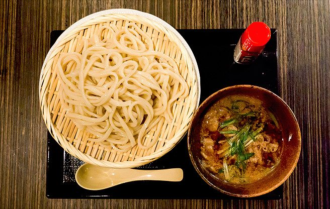 Review: fresh-cut udon at Bushi Udon Kappo at Yonge and St. Clair