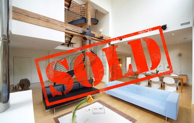 Sold: a three-storey industrial loft in Little Italy for $1.3 million