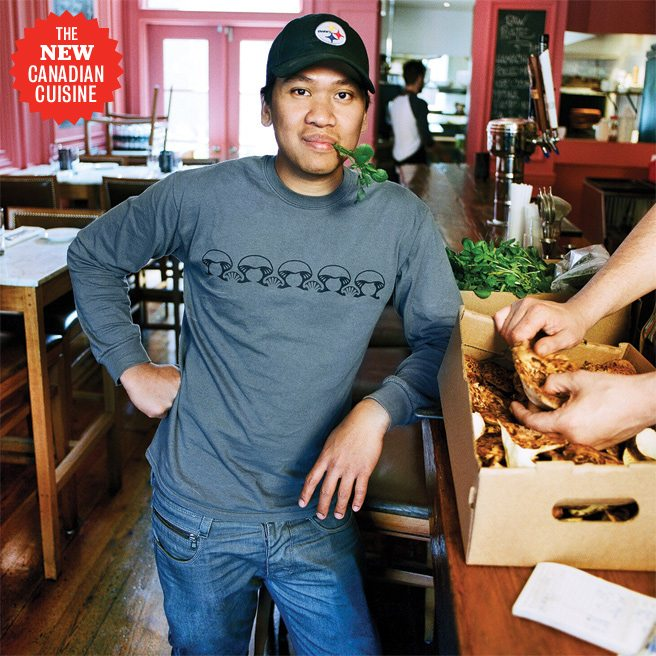 Hinterland Who's Who: the Canadians who farm, fish and forage the food on your plate
