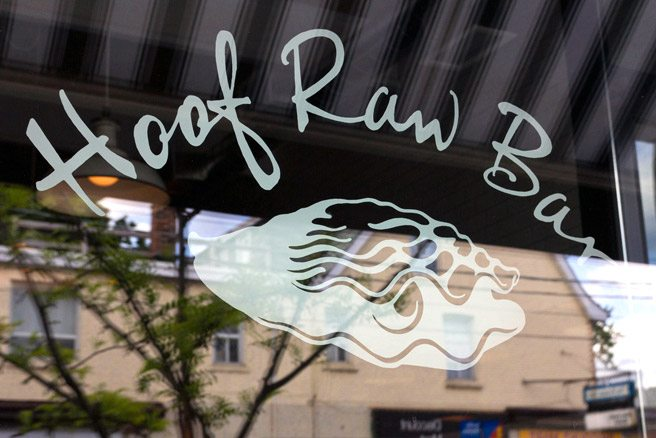 Hoof Raw Bar, The Black Hoof's pescatarian offshoot, is closed