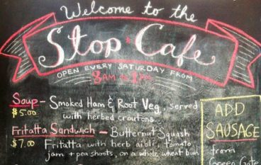 Farmers' Markets The Stop Cafe