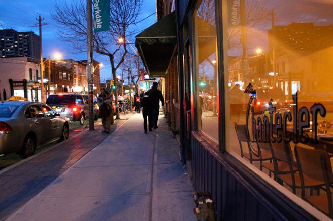 The city clamps down on the Parkdale party scene with a new Queen West restaurant cap
