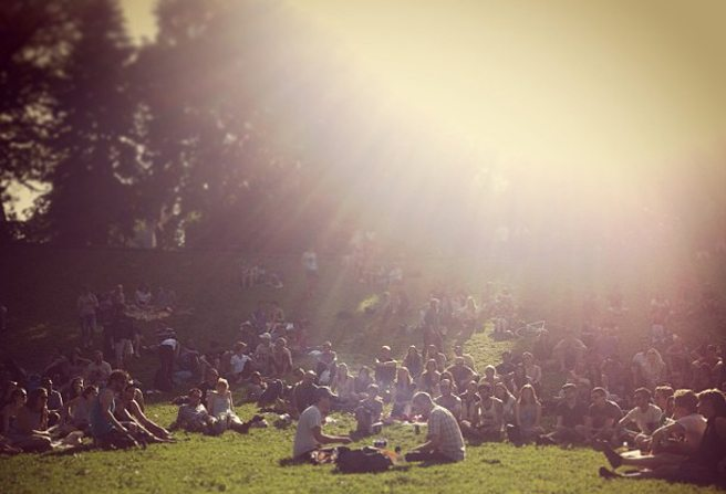 Quoted: a pro-park-drinking hipster on the Trinity Bellwoods boozing crackdown
