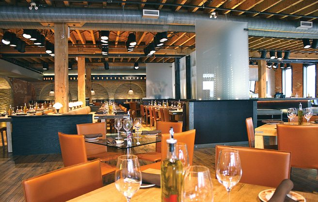 Introducing: Cibo Wine Bar, a plush new Italian resto-lounge on King West