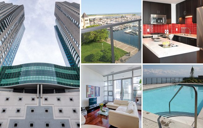 Condo Showdown: five waterfront condos for under $500,000