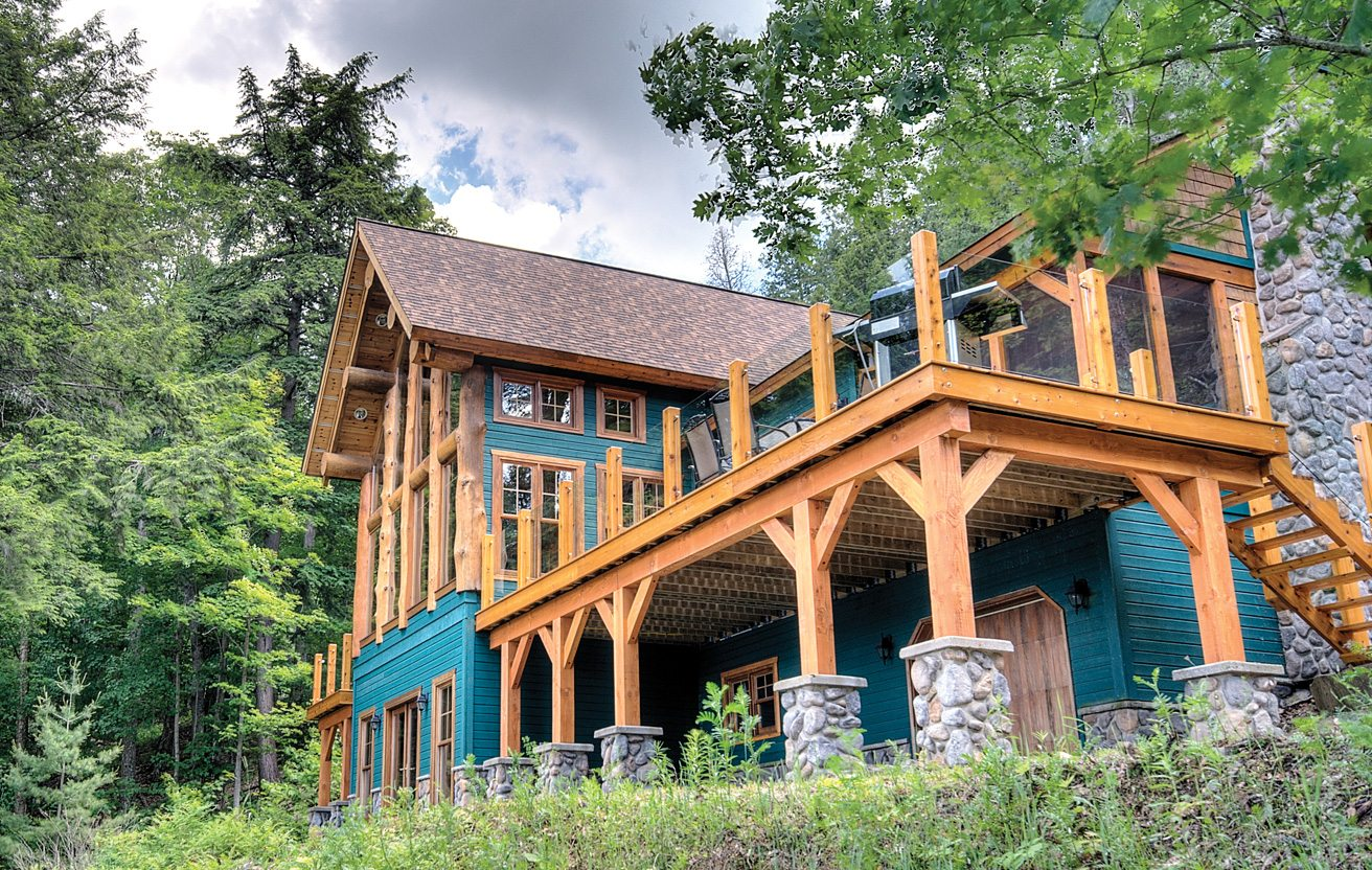 Cottage of the Week: 176 Timber Bay Drive